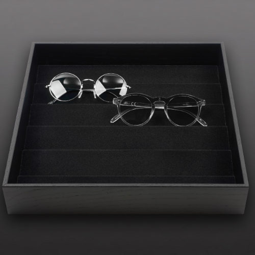 Baucloset Tailored Inserts for Glasses